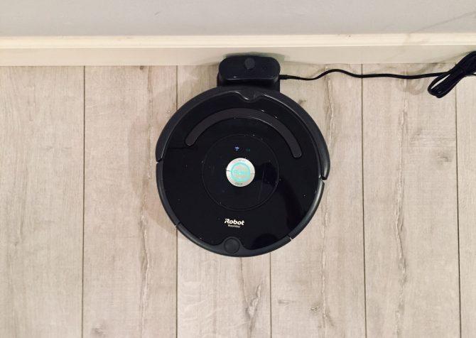 そうだ、Roomba(ルンバ)のことを忘れてた!