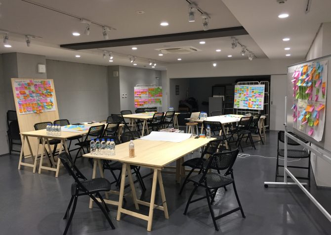 金沢の、とある商店街のブランディングに挑戦!