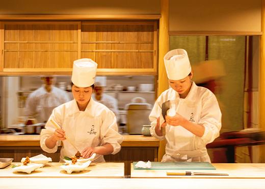 銀座の割烹料理店が発信した社会的意義のあるメッセージ。 米国メディアやインフルエンサーに対してPR活動を実施。