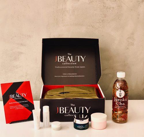 J-Beauty Discovery Boxホリディキャンペーンが11月1日から始動!