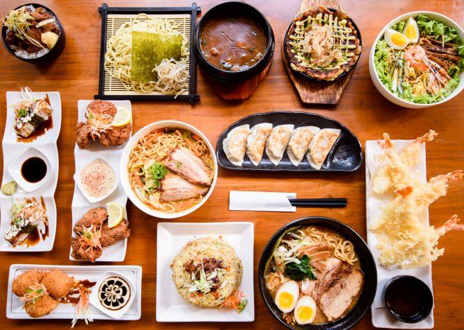アメリカ市場に進出する日本食レストラン。果たして「teishoku」は英語になるか?