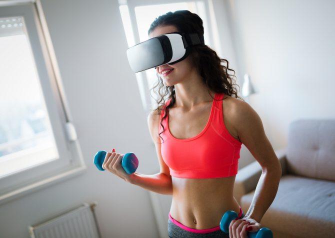 【フィットネストレンド】新しいフィットネス市場動向。VRはフィットネスの次のトレンドになるか?