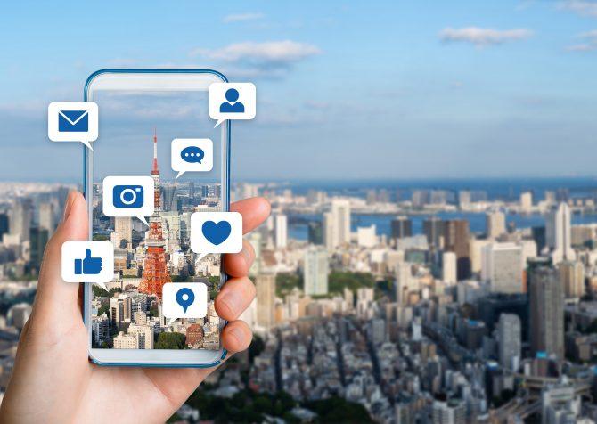 【インスタマーケティング】インスタグラムが日本で開発した「地図検索機能」。アメリカでも実装されるか?