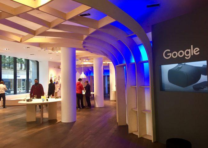 【デジタルトレンド】今年、ニューヨークにオープン予定のグーグル実店舗。さて、アップルのように成功するか、マイクロソフトのように失敗するか?
