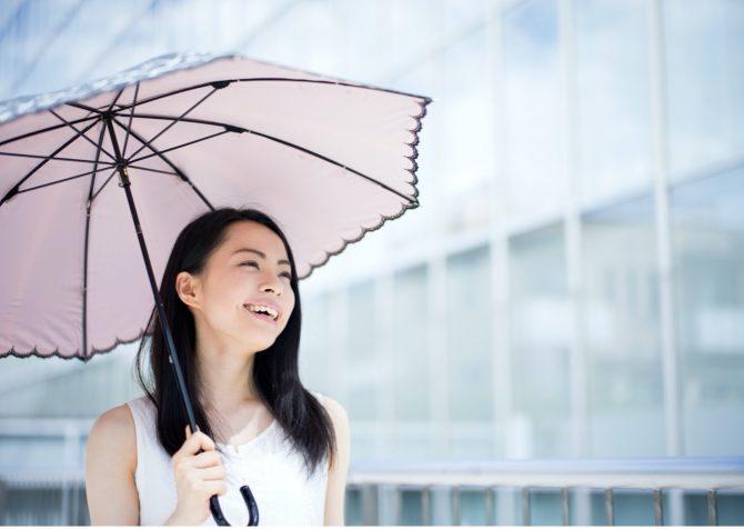 アメリカ人が伝える、日本の日焼け対策の工夫とは?