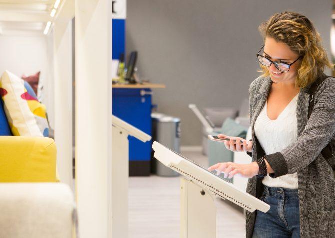 アメリカ小売業の未来。無人店舗と自動販売キオスクの台頭。
